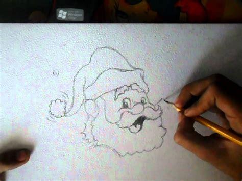 imagenes a lapiz de navidad dibujos a l 225 piz de papa noel dibujos a lapiz