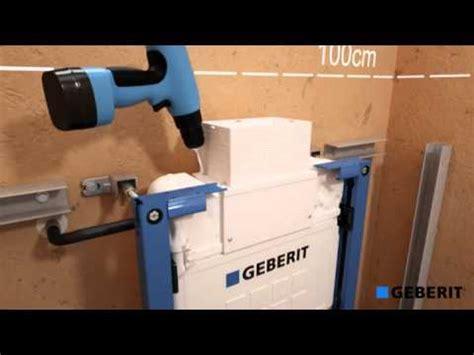 inbouw wc lekt renovatie staand toilet naar geberit duofix met zijuitgang