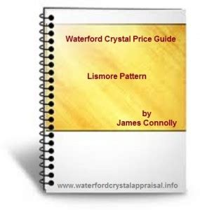 waterford crystal l value pin waterford crystal patterns identification image search