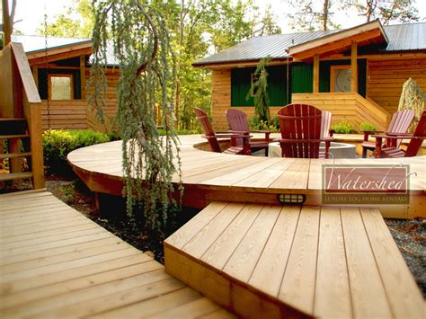 Watershed Cabins Nc by Watershed Cabins Bryson City Nc Resort Reviews
