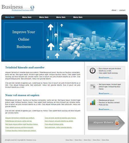 website realizer tutorial website realizer template websites page 4