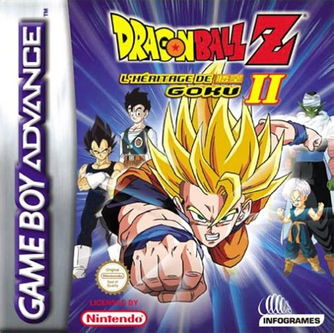 Emuparadise Legacy Of Goku | dragon ball z the legacy of goku ii e eurasia rom