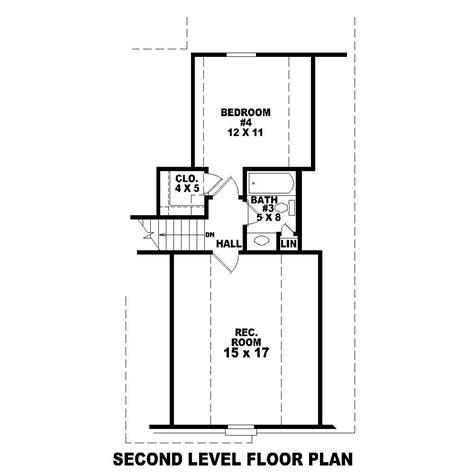 second story floor plans house plans home design su b1880 532 759 ft