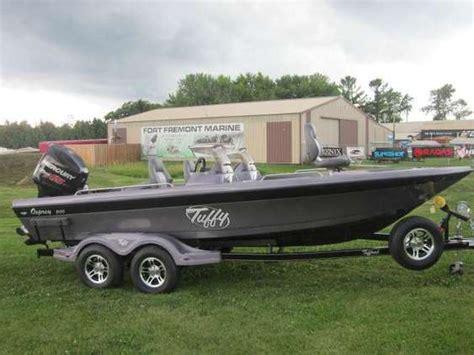 tuffy boats tuffy boats 2100 ds osprey motor boat till salu i united