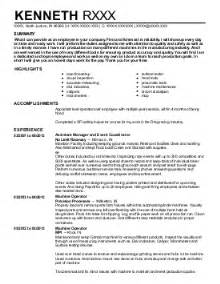 Summary Exles For Welders Resume Welders Resume Exles Manufacturing And Production Resumes Livecareer