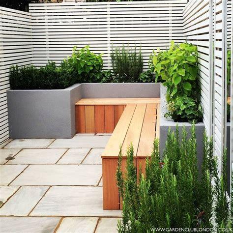 small modern garden ideas 17 best ideas about concrete garden on
