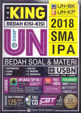 The King Us Sd Mi 2018 Bedah Kisi best seller