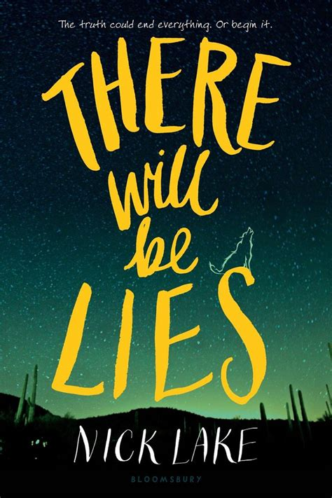 there will be lies a reader of fictions
