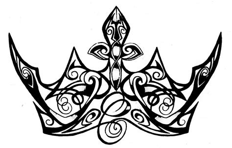 princess crown coloring pages crown coloring page
