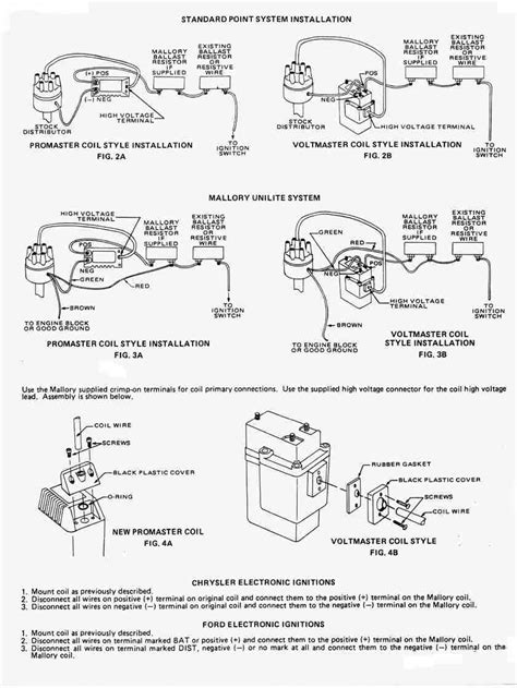 images of mallory distributor wiring diagram wire get
