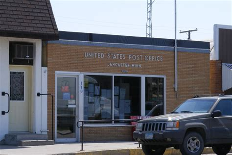 Lancaster Post Office Hours by Guide To Lancaster Minnesota