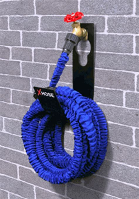 Garden Xhose Xhose And X Hose Pro Black Holder And Support For Home And