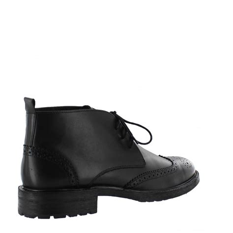 marta jonsson mens ankle boot with laces j0613l s