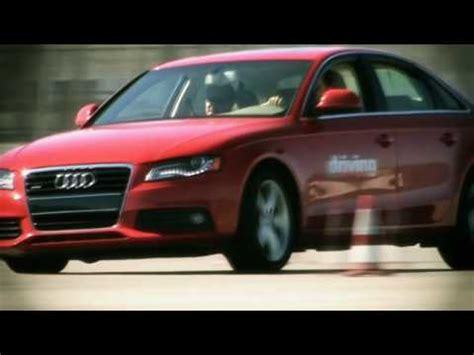 Audi A4 Discount 2009 Audi A4 Driving Experience Promo