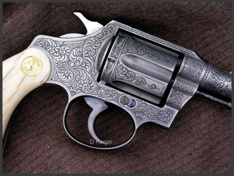 special engraving engraved colt detective special