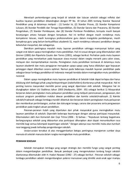 Supervisi Pnddkn Meningkatkan Kualitas Profesionalisme Guru peran kepala sekolah dalam meningkatkan kualitas sekolah