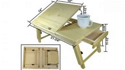 Computer Table For Bed adjustable computer laptop bed desk lets you relax while you work hometone