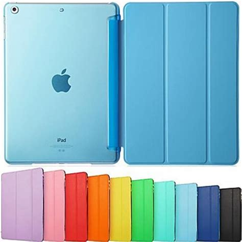 Ultra Thin 3 Fold Leather Pro 9 7 Casing Cover Hardcase ultra thin tri fold leather for pro 9 7