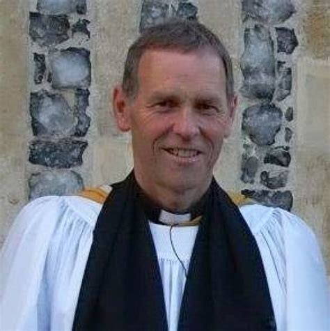 alan comfort norfolk vicar resigns due to caign focused on a matter