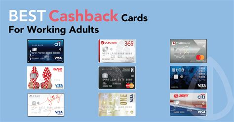 best cashback credit card the ultimate cheatsheet best cashback credit cards for