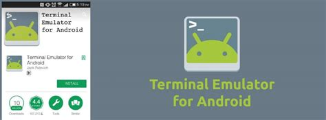 terminal emulator apk for android os 2017 techveek tech on gadgets tutorials