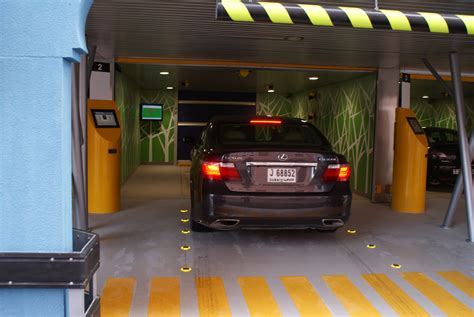 garage car park robotic parking systems the ideas in automated