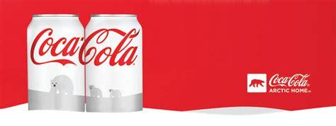 coca cola arctic home on behance