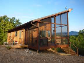 Small Cabin Home Ideas A Modern Cabin In The Simply Home Small House Bliss