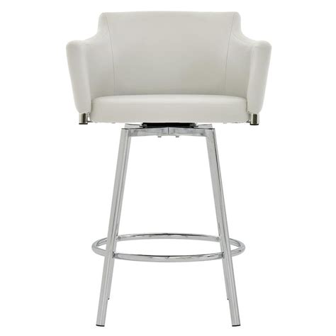 White Swivel Bar Stools With Arms by White Swivel Bar Stools With Arms Droughtrelief Org