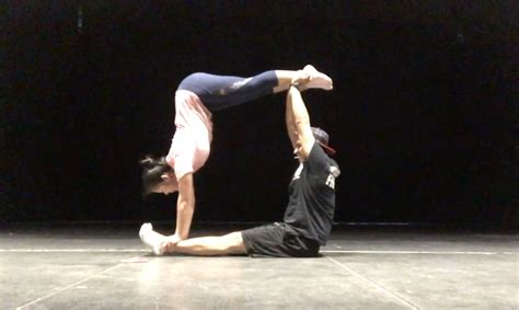 imagenes de yoga challenge yoga challenge part dos gavyn and suzy youtube