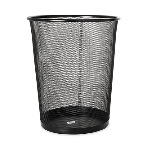 bedroom wastebasket new wastebasket trash can garbage mesh bin waste basket office desk bedroom ebay