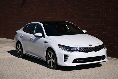 Kia Turbo Review 2016 Kia Optima Sx Turbo 95 Octane