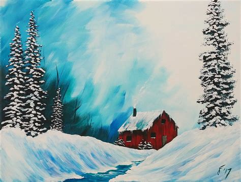 acrylic painting painting with free acrylic painting tutorials for
