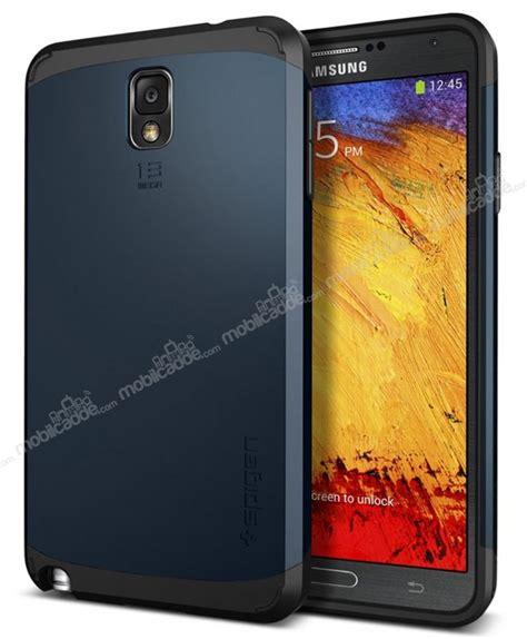 Spigen Samsung Galaxy Note3 N9000 spigen slim armor samsung n9000 galaxy note 3 koyu mavi k箟l箟f