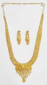 bridal gold sets gold plated bridal necklace set