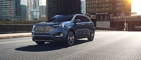 2019 Ford Colors by 2019 Ford Edge Lineup Exterior Color Option Gallery