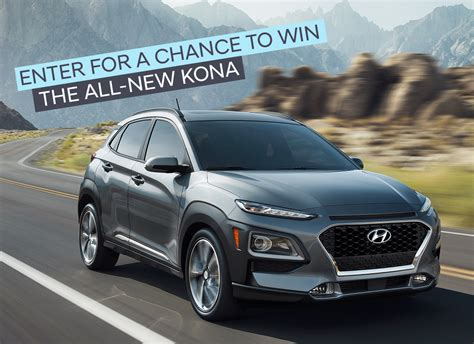 hyundai canada cars enter now for your chance to win