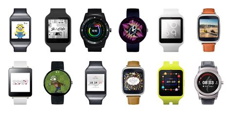 android wearables ny android wear versjon st 248 tter wi fi lyd bilde