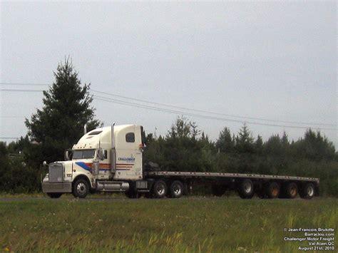challenger motor freight inc challenger motor freight cambridge on