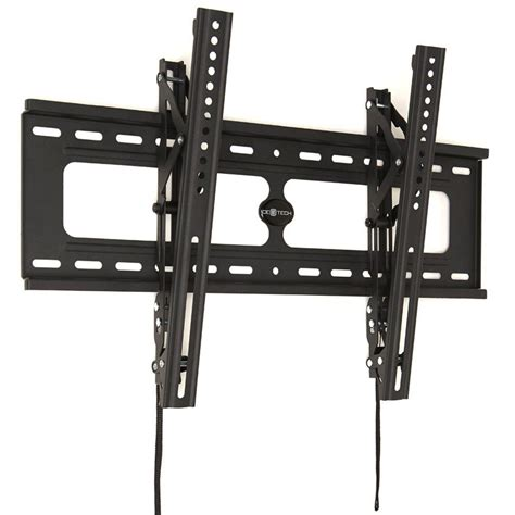 ce tech tilting flat panel tv wall mount for 26 in to 90