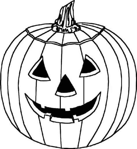 spooky pumpkin coloring pages pumpkin halloween coloring pages