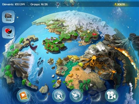 Doodle God Genesis Secrets Gt Jeu Iphone Android Et