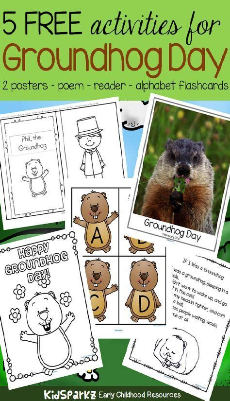 groundhog day theme 1000 images about seasons resources for the