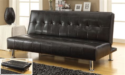 simmons freeport slate memory foam sofa reviews klik klak sofas sofa furniture wonderful klik klak image