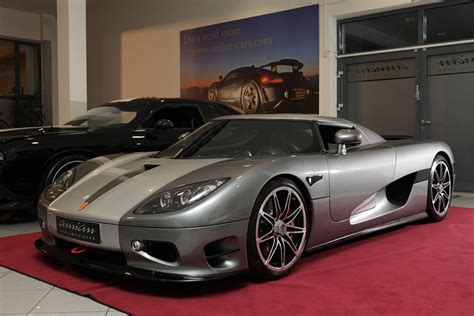 Koenigsegg Ccr Cost Give This 891hp Koenigsegg Ccr Evolution A Home