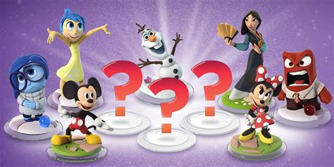 infinity character three new disney infinity characters to be announced at d23