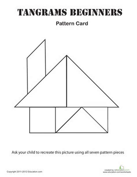 printable puzzle shapes 84 best tangram images on pinterest tangram printable
