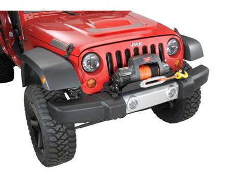 Winches For Jeeps Warn 88140 Warn Winch Mounting Plate For 07 16 Jeep