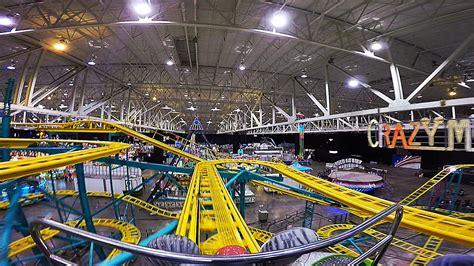 themes parks near me i x indoor amusement park 2015 youtube
