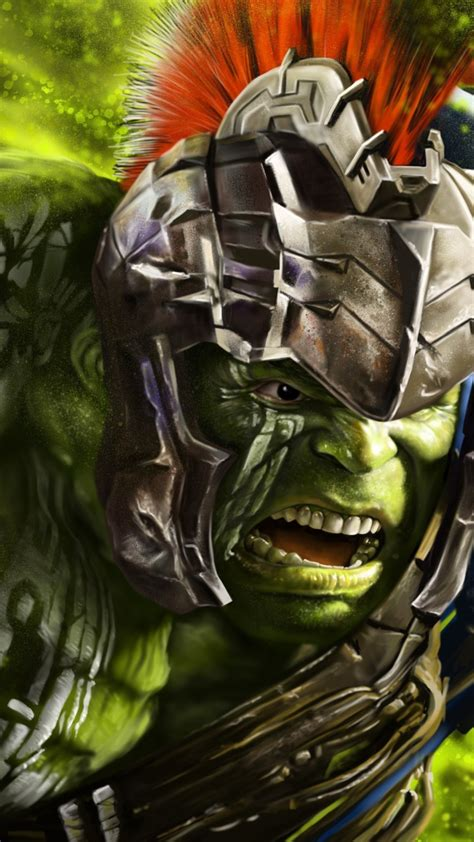wallpaper hulk thor ragnarok artwork hd  creative
